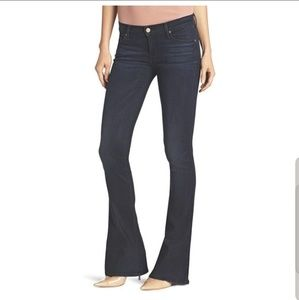 NWT 7 For All Mankind Kaylie blue jeans.